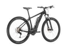Cube Reaction Hybrid Pro 500 HT Electric MTB 2019, Black - 10 Speed 2 Thumbnail