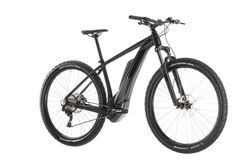 Cube Reaction Hybrid Pro 500 HT Electric MTB 2019, Black - 10 Speed 3 Thumbnail