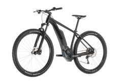 Cube Reaction Hybrid Pro 500 HT Electric MTB 2019, Black - 10 Speed 4 Thumbnail
