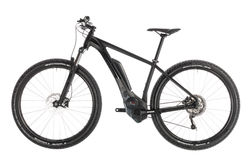 Cube Reaction Hybrid Pro 500 HT Electric MTB 2019, Black - 10 Speed 5 Thumbnail
