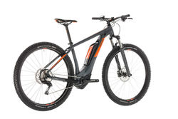 Cube Reaction Hybrid Pro 500 HT Electric MTB 2019, Grey/Orange - 10 Speed 4 Thumbnail