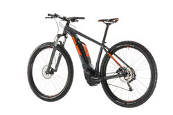 Cube Reaction Hybrid Pro 500 HT Electric MTB 2019, Grey/Orange - 10 Speed 5 Thumbnail