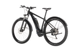 Cube Reaction Hybrid Pro 500 Allroad HT Electric MTB 2019, Black - 10 Speed 2 Thumbnail