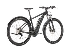 Cube Reaction Hybrid Pro 500 Allroad HT Electric MTB 2019, Black - 10 Speed 3 Thumbnail