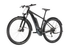 Cube Reaction Hybrid Pro 500 Allroad HT Electric MTB 2019, Black - 10 Speed 5 Thumbnail