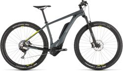 Cube Reaction Hybrid Race 500 HT Electric MTB 2019, Grey/Lime - 11 Speed Thumbnail
