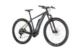 Cube Reaction Hybrid Race 500 HT Electric MTB 2019, Grey/Lime - 11 Speed 2 Thumbnail