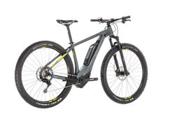 Cube Reaction Hybrid Race 500 HT Electric MTB 2019, Grey/Lime - 11 Speed 3 Thumbnail