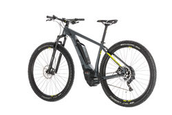 Cube Reaction Hybrid Race 500 HT Electric MTB 2019, Grey/Lime - 11 Speed 4 Thumbnail