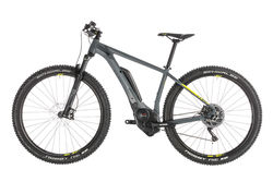 Cube Reaction Hybrid Race 500 HT Electric MTB 2019, Grey/Lime - 11 Speed 5 Thumbnail