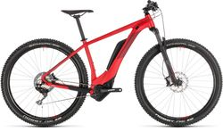 Cube Reaction Hybrid Race 500 Red