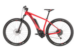Cube Reaction Hybrid Race 500 HT Electric MTB 2019, Red - 11 Speed 2 Thumbnail