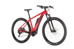 Cube Reaction Hybrid Race 500 HT Electric MTB 2019, Red - 11 Speed 3 Thumbnail