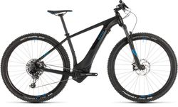 Cube Reaction Hybrid Eagle 500 HT Electric MTB 2019, Grey/Green - 12 Speed Thumbnail