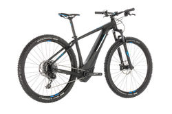 Cube Reaction Hybrid Eagle 500 HT Electric MTB 2019, Grey/Green - 12 Speed 2 Thumbnail