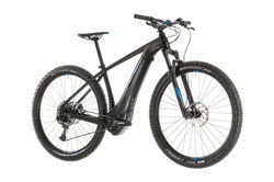 Cube Reaction Hybrid Eagle 500 HT Electric MTB 2019, Grey/Green - 12 Speed 3 Thumbnail