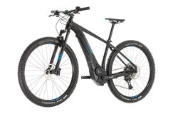 Cube Reaction Hybrid Eagle 500 HT Electric MTB 2019, Grey/Green - 12 Speed 4 Thumbnail