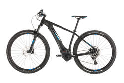 Cube Reaction Hybrid Eagle 500 HT Electric MTB 2019, Grey/Green - 12 Speed 5 Thumbnail