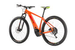 Cube Reaction Hybrid SL 500 HT Electric MTB 2019, Orange/Green - 11 Speed 3 Thumbnail