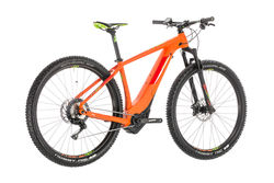 Cube Reaction Hybrid SL 500 HT Electric MTB 2019, Orange/Green - 11 Speed 4 Thumbnail