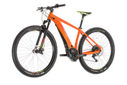 Cube Reaction Hybrid SL 500 HT Electric MTB 2019, Orange/Green - 11 Speed 5 Thumbnail