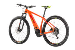 Cube Reaction Hybrid SL 500 Kiox HT Electric MTB 2019, Orange/Green - 11 Speed 2 Thumbnail