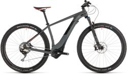 Cube Reaction Hybrid SLT 500 Kiox HT Electric MTB 2019, Grey - 11 Speed Thumbnail