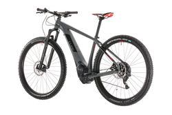 Cube Reaction Hybrid SLT 500 Kiox HT Electric MTB 2019, Grey - 11 Speed 2 Thumbnail