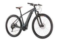 Cube Reaction Hybrid SLT 500 Kiox HT Electric MTB 2019, Grey - 11 Speed 3 Thumbnail