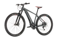 Cube Reaction Hybrid SLT 500 Kiox HT Electric MTB 2019, Grey - 11 Speed 4 Thumbnail