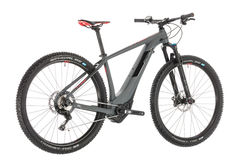 Cube Reaction Hybrid SLT 500 Kiox HT Electric MTB 2019, Grey - 11 Speed 5 Thumbnail