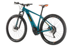 Cube Reaction Hybrid SLT 500 HT Electric MTB 2019, Blue/Orange - 11 Speed 4 Thumbnail