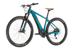 Cube Reaction Hybrid SLT 500 HT Electric MTB 2019, Blue/Orange - 11 Speed 5 Thumbnail