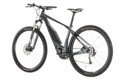 Cube Acid Hybrid One 400 Mens HT Electric MTB 2019, Grey - 9 Speed, 29