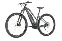 Cube Acid Hybrid One 500 Ladies HT Electric MTB 2019, Grey - 9 Speed, 29