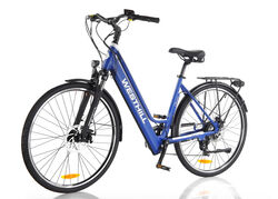 Westhill CLASSIC Step Through City Electric Bike BLUE 2 Thumbnail