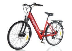 Westhill CLASSIC Step Through City Electric Bike RED 1 Thumbnail
