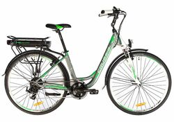Crussis e-Country 1.8 City Alloy Step Through Electric Bike 13ah Thumbnail