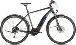 Cube CROSS HYBRID ONE 500 Allroad Mens Electric Bike Thumbnail