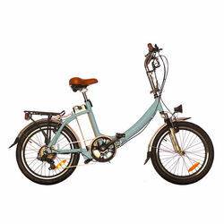 Juicy Bike COMPACT CLICK Folding Electric Bike ICE Thumbnail