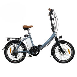 Juicy Bike COMPACT PLUS Folding Electric Bike TOR Thumbnail