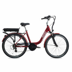655736c927c Electric bike with step through frames - eBikes Direct