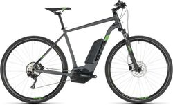 Cube CROSS HYBRID PRO 500 Mens E-Bike