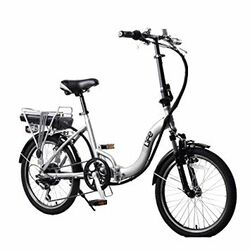 Buy A Refurbished Elife Explorer Folder From E Bikes Direct