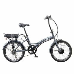 eLiFE Regency Folding City Electric Bike REFURBISHED - Grey Thumbnail