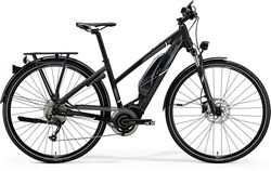 Merida eSpresso 300EQ Ladies Step Through Alloy Electric Hybrid Bike - 700c, 9 Spd Thumbnail