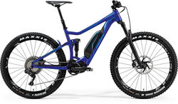 Merida eOne-Twenty 900E Mens FS Alloy Electric Mountain Bike - 27.5