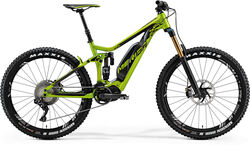 Merida eOne-Sixty 900E Mens FS Alloy Electric Mountain Bike - 27.5