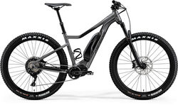 Merida eBig Trail 800 Mens HT Alloy Electric Mountain Bike - 27.5