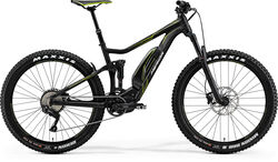 Merida eOne-Twenty 500 Mens FS Alloy Electric Mountain Bike - 27.5